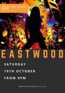 Good Time Covers Band EASTWOOD