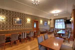 Newly refurbished function room now available for private hire (members and non-members welcome)
